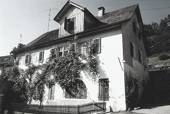 Schuh Vögel Schuhmacherwerkstatt 1941